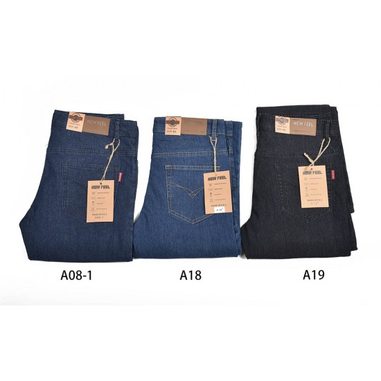 NEW FEEL JEANS A19